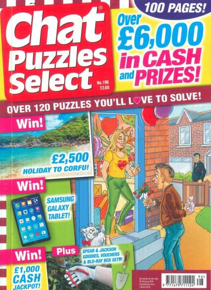 Chat Puzzles Select magazine
