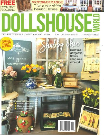 Dolls House World magazine