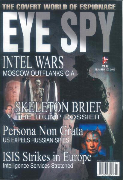 Eye Spy magazine