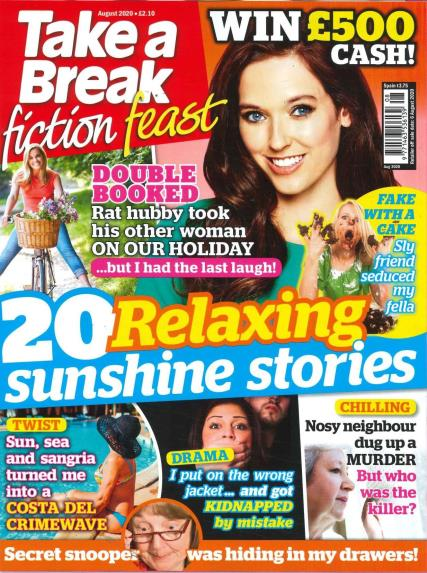 Take A Break Fiction Feast magazine