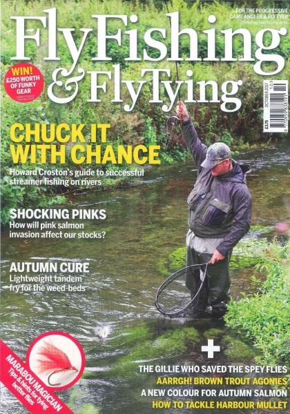 fly fishing and fly tying magazine subscription