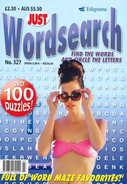 Just Wordsearch magazine