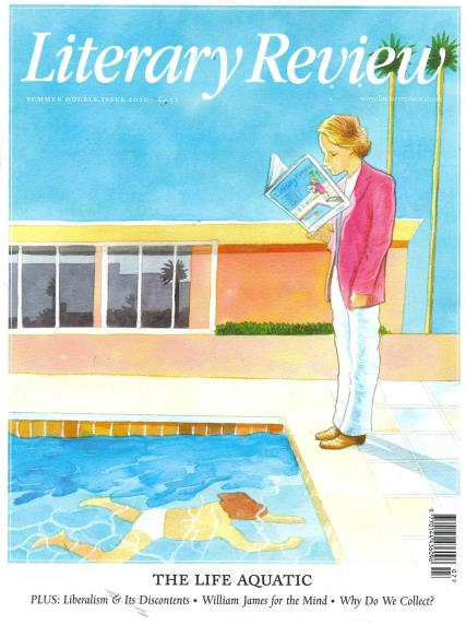 Literary Review magazine