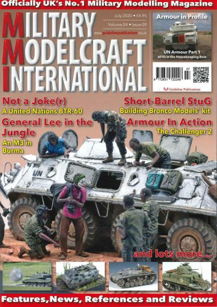 Scale Military Modelcraft International magazine