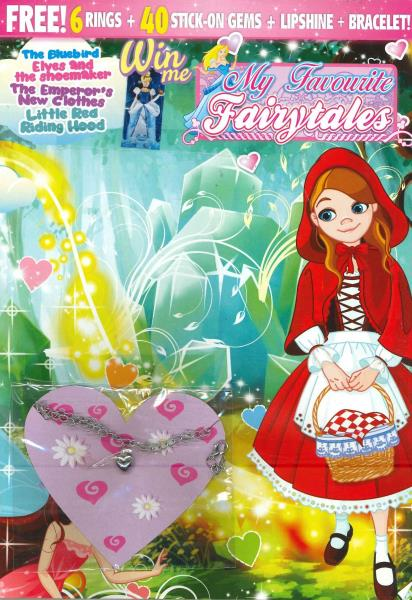 My Favourite Fairytales magazine