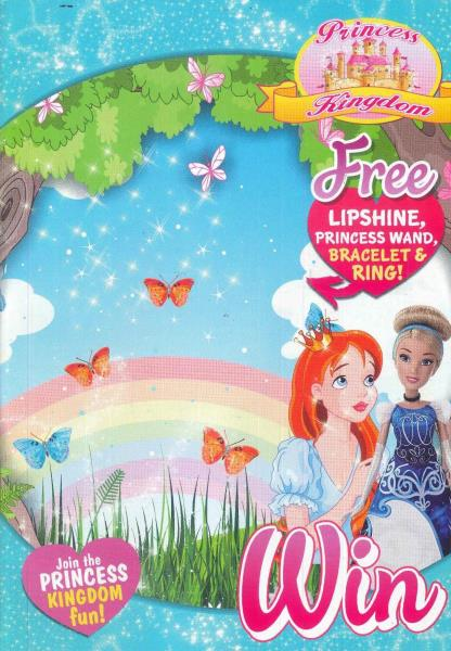 Princess Kingdom magazine