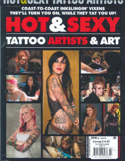 Tattoo Flash magazine