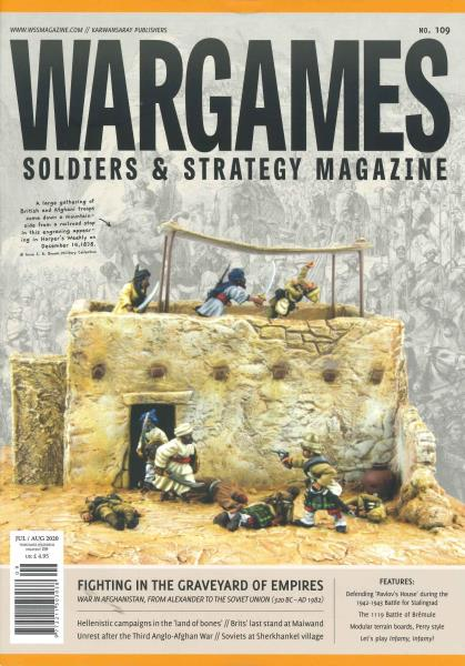 Wargames Soldiers & Strategy magazine