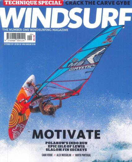 Windsurf magazine