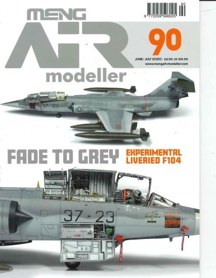 Meng Air modeller magazine