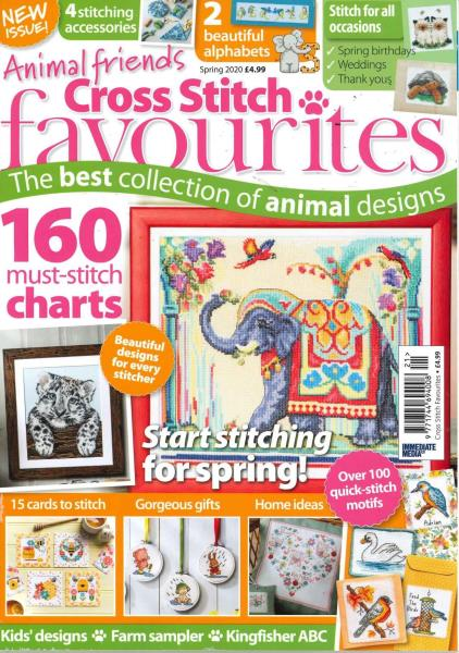 Cross Stitch Favourites magazine