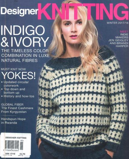 Designer Knitting magazine