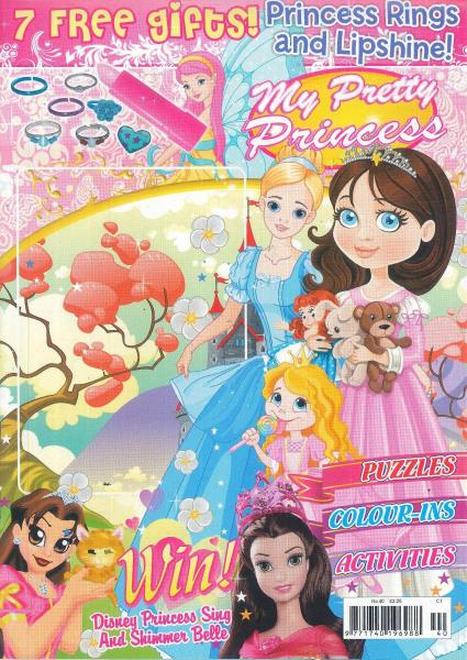 My Pretty Princess magazine