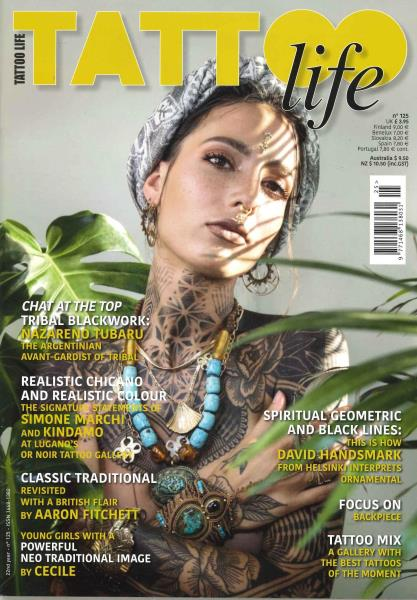 Tattoo Life magazine