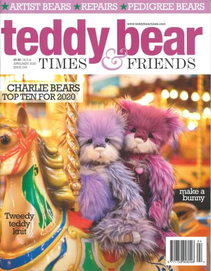 Teddy Bear Times magazine