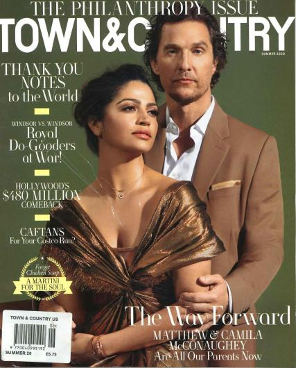 Town & Country USA magazine