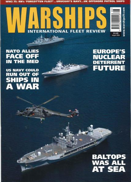 Warships International magazine