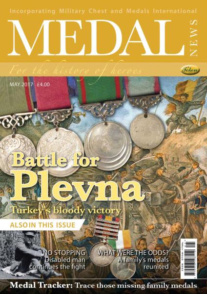 Medal News magazine