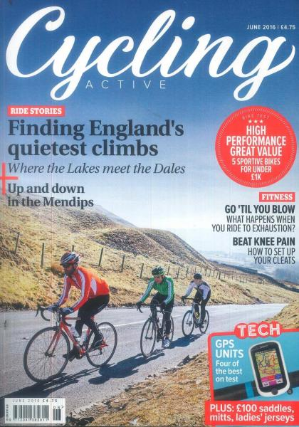 Cycling active magazine