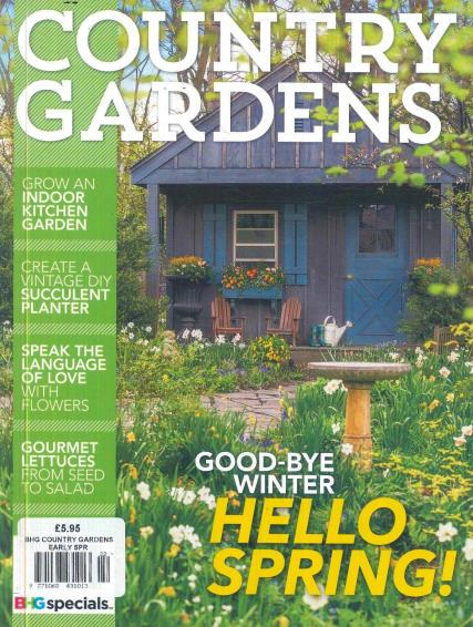Bhg Country Gardens Magazine Subscription Buy at - plusarquitectura.info