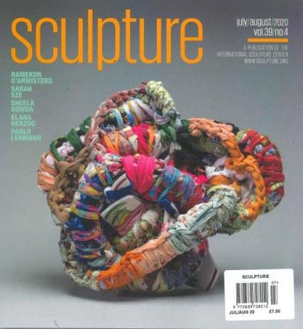 Sculpture magazine