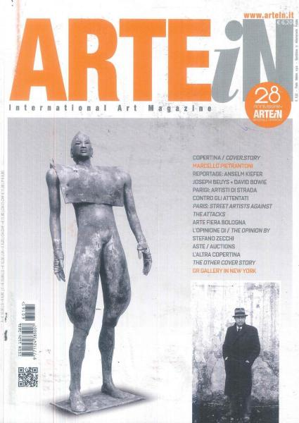 Arte International (IT) magazine
