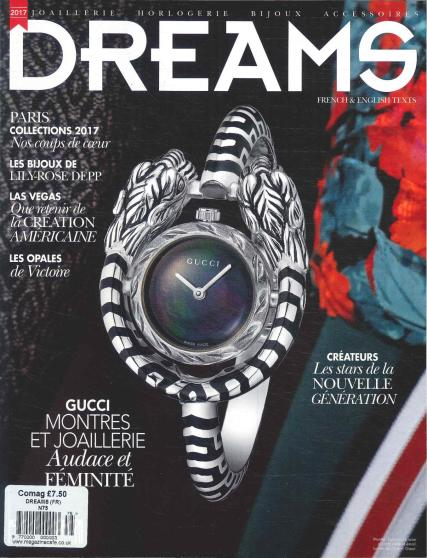 Montres HS Dreams magazine