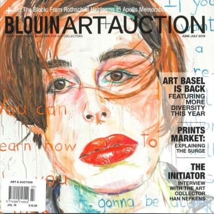 Art and Auction magazine