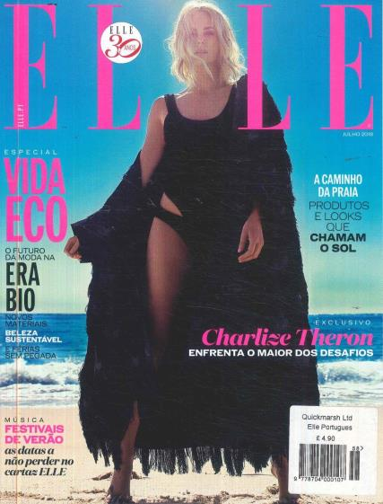 Elle Portugal magazine