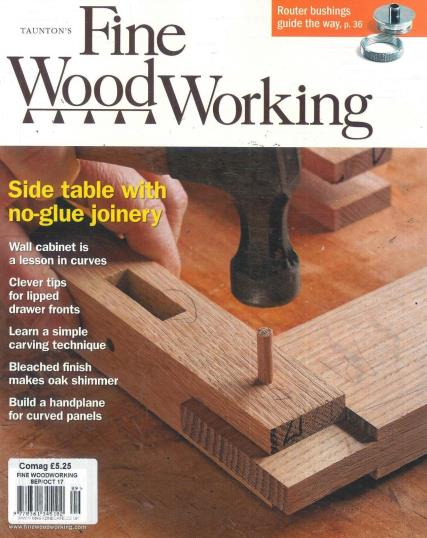 Fine Woodworking Magazine Discount Subscription - Image Mag