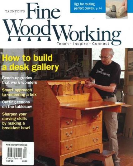 Fine Woodworking Magazine Subscription