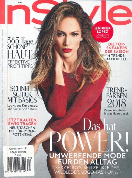 in style magazine hair hair trends instyle uk instyle german magazine subscription 3828