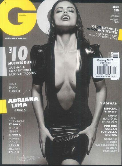 GQ Spanish magazine
