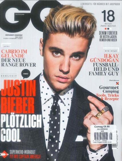 GQ German magazine