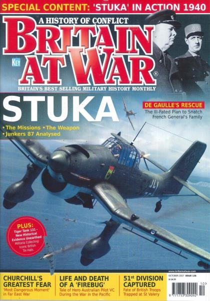 Britain at War magazine