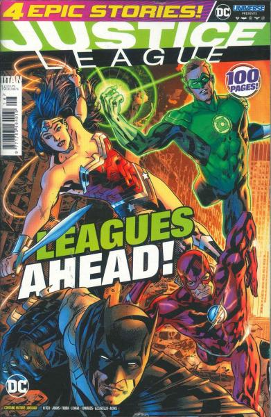 DC Universe Presents magazine