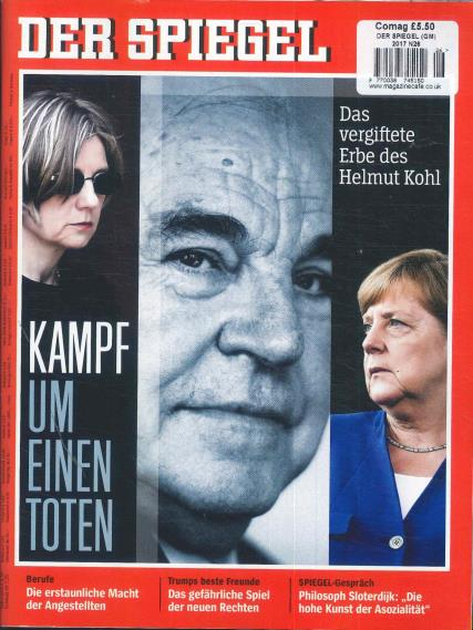 Der spiegel magazine subscription for Spiegel magazi