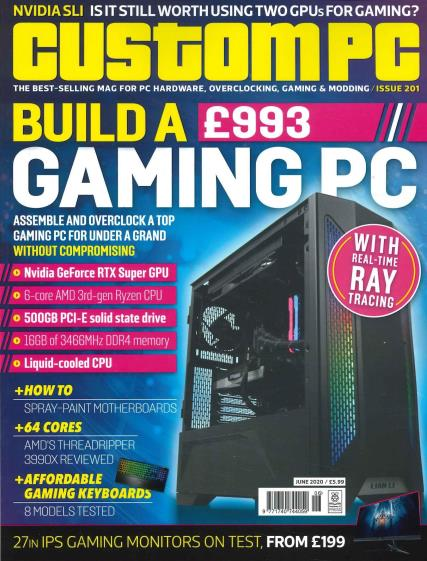 Custom PC magazine