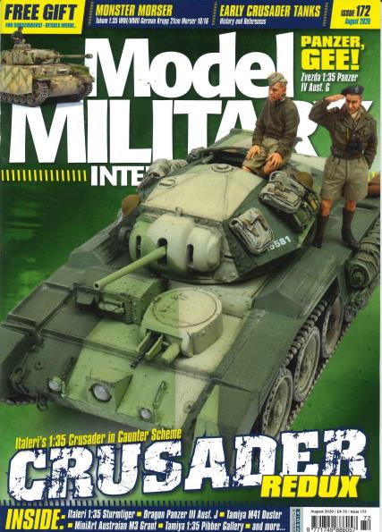 Model Military International magazine