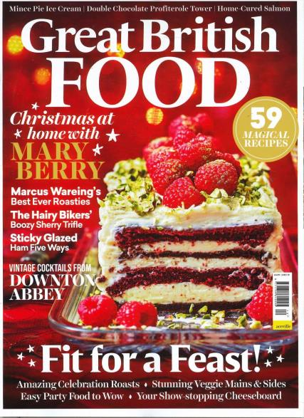 Great British Food magazine
