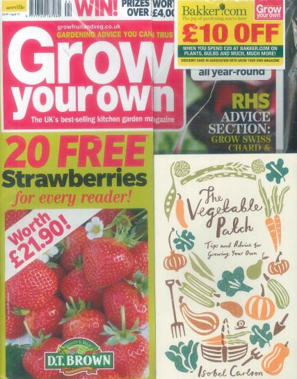 Image Result For Vegetable Gardening Magazines Uk