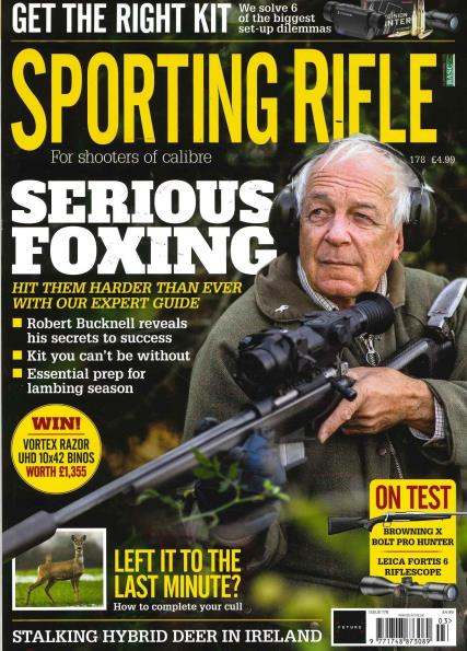 Sporting Rifle magazine