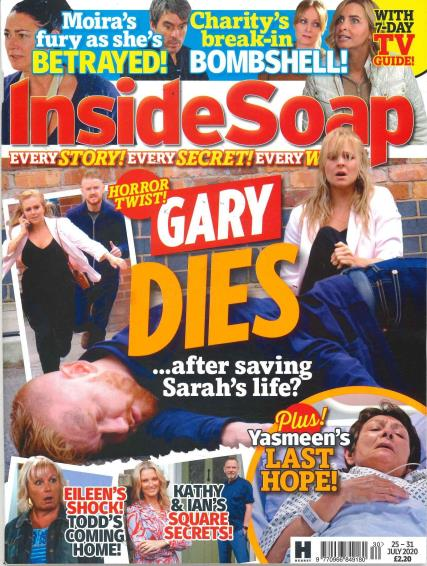 Inside Soap magazine