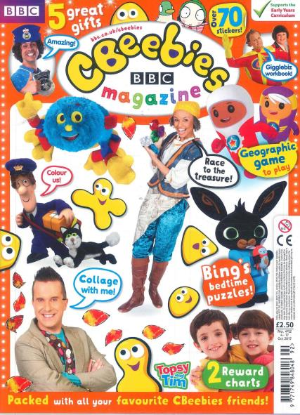 cbeebies magazine subscription