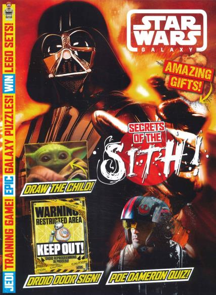 Star Wars Galaxy magazine