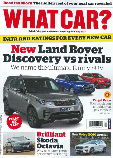 What Car? magazine