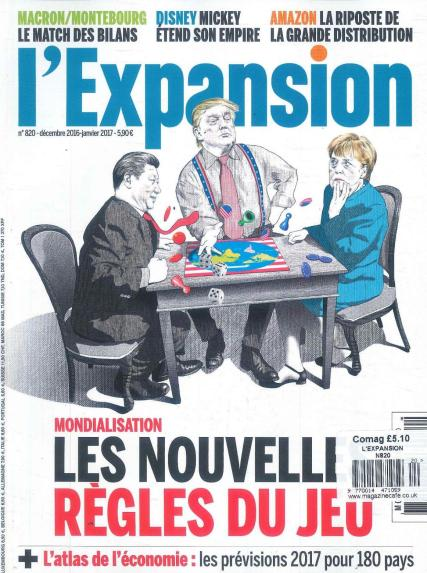 L'Expansion magazine