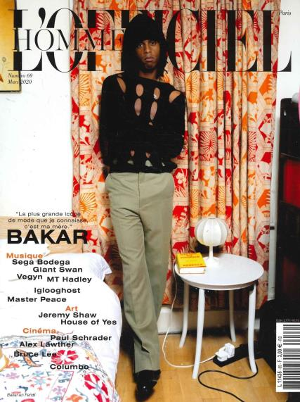 L'Officiel Hommes magazine