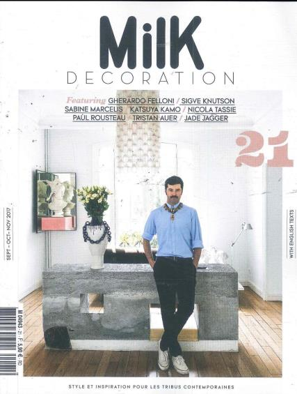 milk deco magazine subscription. Black Bedroom Furniture Sets. Home Design Ideas