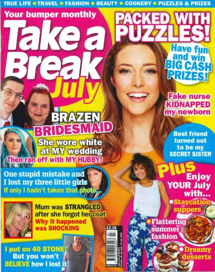 Take a Break Special magazine